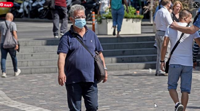 Korona virüs Hastaneler entübe edilenlerin artışından kaynıyor 65 yaşındakilere kilitlenme geliyor