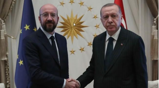 Michel ile telefon görüşmesi Hazır dostça diyalog artık Erdoğan diyor