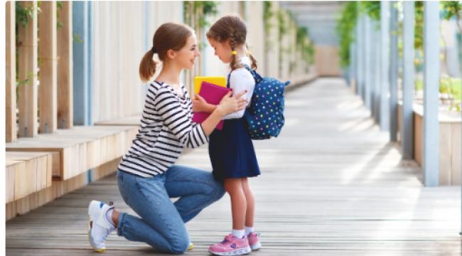 Yeni başlayanlar olan Ebeveynler çocuğa yardım etmek için 5 ipucu